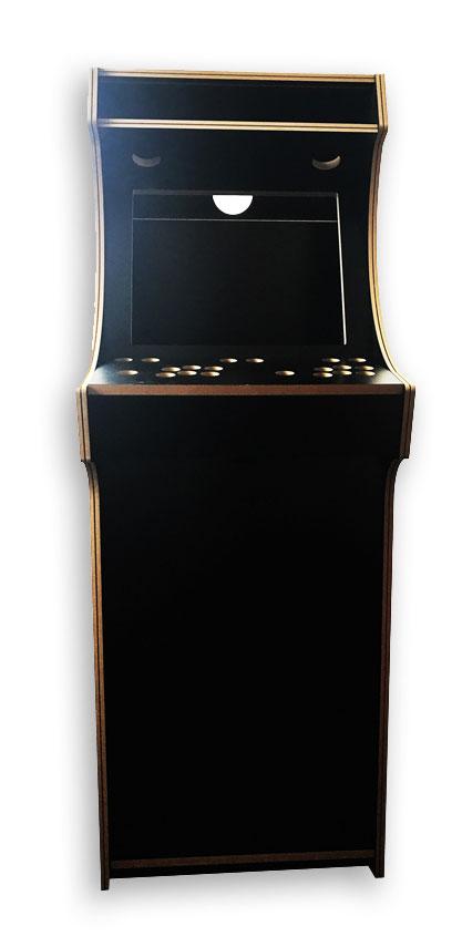 Kit Bois Pour Borne D Arcade Montage En Quelques Minutes