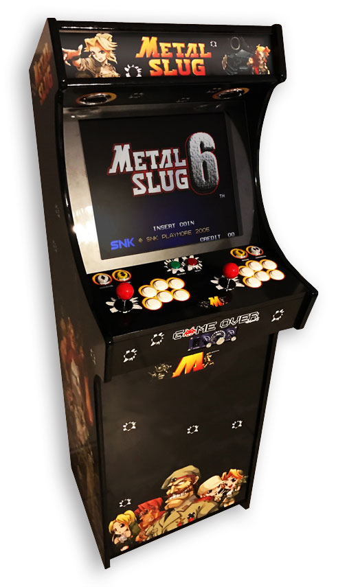 Mini borne Metal slug