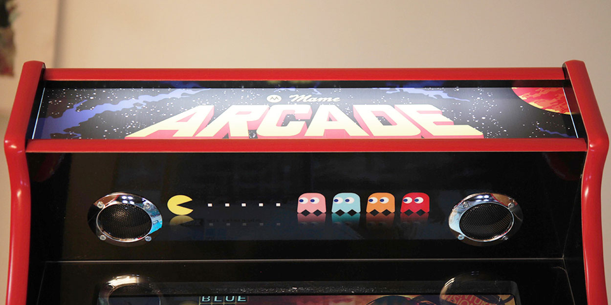 Bartop et borne space invaders